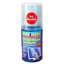 Чистящий гель Data Flash DF1624 TFT/LCD 200мл.+салфетка 20х20cm