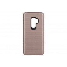Чехол 2Е для Samsung Galaxy S9+ (G965), Triangle, Rose gold (2E-G-S9P-18-TKTLRG)