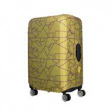 Чехол для чемодана Tucano Compatto Mendini L, Лайм (BPCOTRC-MENDINI-L-VA)