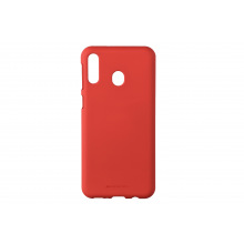 Чехол Goospery для Samsung Galaxy M20 (M205), SF JELLY, RED (8809661780717)