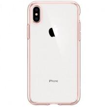 Чехол Spigen для iPhone XS Max Ultra Hybrid Rose Crystal (065CS25129)