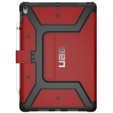 Чехол UAG для iPad Air 10.5 (2019) Metropolis, Magma (IPDP10.5-E-MG_)