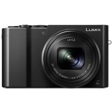 Цифровая фотокамера 4K Panasonic LUMIX DMC-TZ100EEK Black (DMC-TZ100EEK)