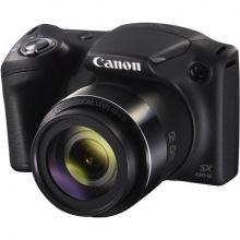 Цифровая фотокамера Canon Powershot SX420 IS Black (1068C012)