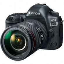 Цифровая фотокамера зеркальная Canon EOS 5D MKIV + объектив 24-105 L IS II USM (1483C030)
