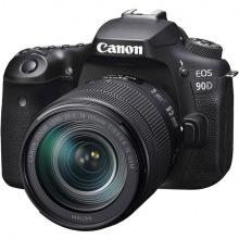 Цифровая фотокамера зеркальная Canon EOS 90D + 18-135 IS nano USM (3616C029)
