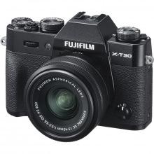 Цифровая фотокамера Fujifilm X-T30 + XC 15-45mm F3.5-5.6 Kit Black (16619267)
