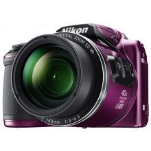 Цифровая фотокамера Nikon Coolpix B500 Purple (VNA952E1)