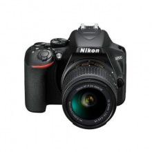 Цифровая фотокамера зеркальная Nikon D3500 + AF-P 18-55VR kit (VBA550K001)