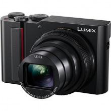 Цифровая фотокамера 4K Panasonic LUMIX DC-TZ200EE-K Black (DC-TZ200EE-K)