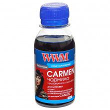 Чорнило WWM CARMEN Cyan для Canon 100г (CU/C-2) водорозчинне