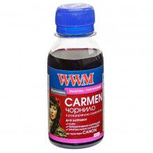 Чорнило WWM CARMEN Magenta для Canon 100г (CU/M-2) водорозчинне
