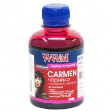 Чернила WWM CARMEN Magenta для Canon 200г (CU/M) водорастворимые