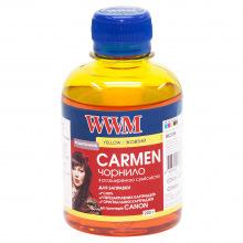 Чорнило WWM CARMEN Yellow для Canon 200г (CU/Y) водорозчинне
