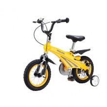 Детский велосипед Miqilong SD Желтый 12` MQL-SD12-Yellow (MQL-SD12-Yellow)