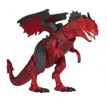 Динозавр Same Toy Dinosaur Planet Дракон (світло, звук) червоний без п/к  (RS6169AUt)