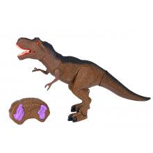 Динозавр Same Toy Dinosaur Planet Тиранозавр коричневий (світло, звук)  (RS6123AUt)