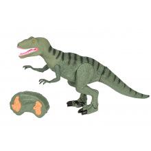 Динозавр Same Toy Dinosaur Planet Тиранозавр зелений (світло, звук)  (RS6126AUt)