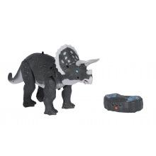 Динозавр Same Toy Dinosaur Planet Трицератопс сірий (світло, звук)  (RS6137BUt)