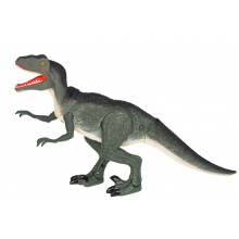 Динозавр Same Toy Dinosaur Planet Велоцираптор зелений (світло, звук) без п/к  (RS6128Ut)