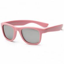 Дитячі сонцезахисні окуляри Koolsun ніжно-рожеві серії Wave (Розмір: 1+) (KS-WAPS001)