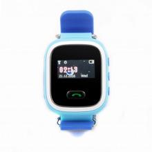 Детские GPS часы-телефон GOGPS ME K11 Синий (K11BL)