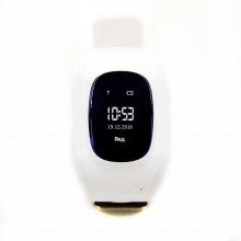 Детские GPS часы-телефон GOGPS ME K50 Белый (K50WH)