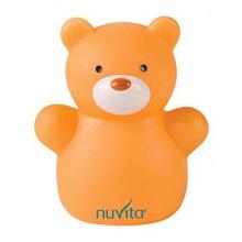Детский ночник Nuvita Ведмедь 0м+ 8 см  (NV6601)