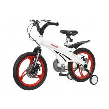 Дитячий велосипед Miqilong GN Білий 16`  (MQL-GN16-White)
