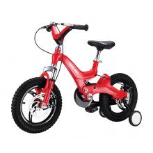 Дитячий велосипед Miqilong JZB Червоний 16`  (MQL-JZB16-Red)
