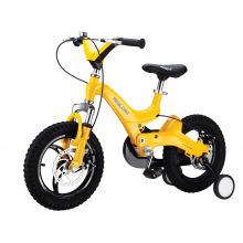 Дитячий велосипед Miqilong JZB Жовтий 16`  (MQL-JZB16-Yellow)