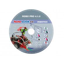 Дополнительный набор fisсhertechnik ROBOTICS Программное обеспечение ROBO PRO WIN 7 8 10  (FT-93296)