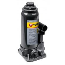 Домкрат Topex гидравлический бутылочный, 5 т, 215-445 мм (97X035)