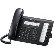 Проводной IP-телефон Panasonic KX-NT553RU-B Black для АТС Panasonic KX-TDE/NCP/NS (KX-NT553RU-B)