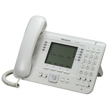 Проводной IP-телефон Panasonic KX-NT560RU White для АТС Panasonic KX-TDE/NCP/NS (KX-NT560RU)