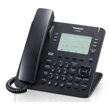 Проводной IP-телефон Panasonic KX-NT630RU-B Black для АТС Panasonic KX-NS/NSX (KX-NT630RU-B)