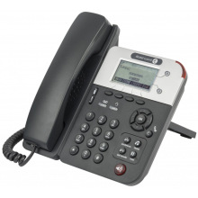 Проводной SIP-телефон Alcatel-Lucent 8001 Deskphon - Entry-level SIP phone with high quality audio (3MG08004AA)
