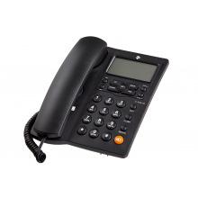 Проводной телефон 2E AP-410 Black (680051628707)
