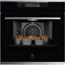 Духовой шкаф Electrolux встраиваемый электрический OKA9S31CX с паром SteamPro (OKA9S31CX)
