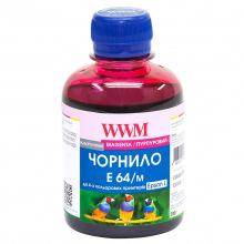 Чернила WWM E64 Magenta для Epson 200г (E64/M) водорастворимые