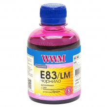 Чернила WWM E83 Light Magenta для Epson 200г (E83/LM) водорастворимые