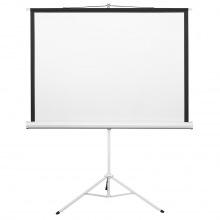 """Екран 2E на тринозі, 4:3, 120"""", (2.4*1.8 м) (0043120T)"""