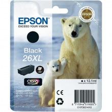 Картридж Epson 26 XL Black (C13T26214012)