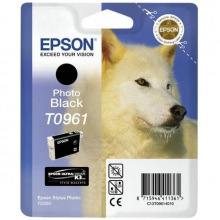 Картридж Epson T0961 Black (C13T09614010)