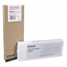 Картридж Epson T6066 Vivid Light Magenta (C13T606600)