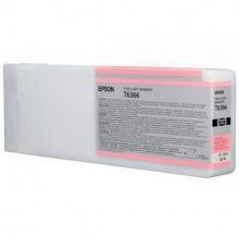 Картридж Epson T6366 Light Magenta (C13T636600)