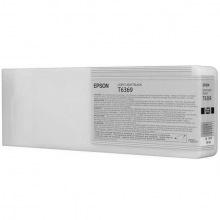 Картридж Epson T6369 Light Light Black (C13T636900)