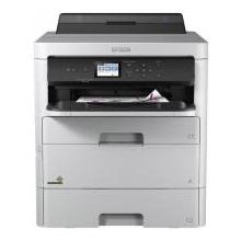 Принтер А4 Epson WorkForce Pro WF-C529RDW с Wi-Fi (C11CG79401BU)
