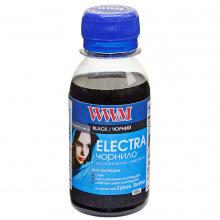 Чорнило WWM ELECTRA Black для Epson 100г (EU/B-2) водорозчинне