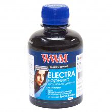 Чорнило WWM ELECTRA Black для Epson 200г (EU/B) водорозчинне